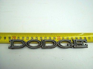 Part Insignia Dodge 1500