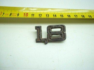 Part Letters Dodge 1500