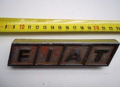 Repuesto Insignia Fiat