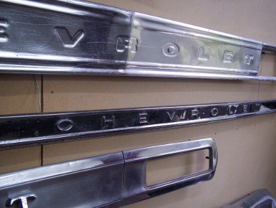 Part Bagueta Chevrolet 400