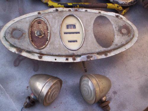 Repuesto Tablero Faritos Chevrolet