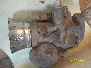 Repuesto Carburador Messerchmitt