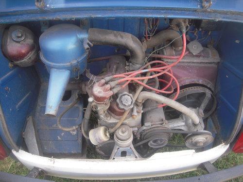 Part Engine Fiat 600