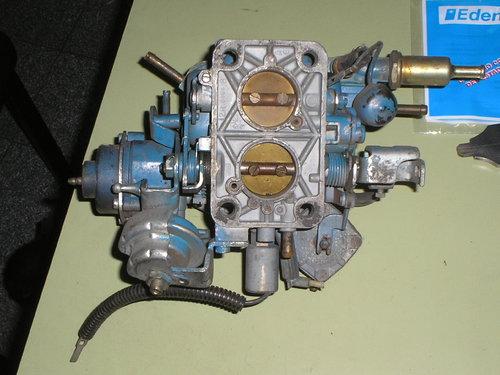 Repuesto Carburador Mustang Motorcraf
