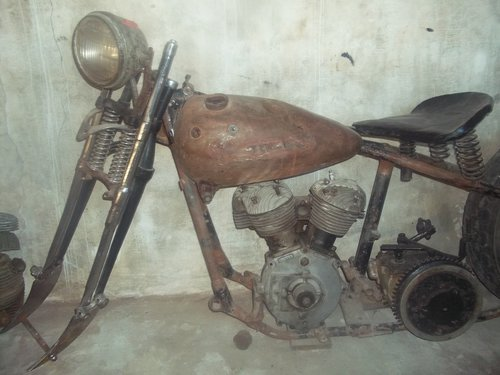 Part Indian Engine