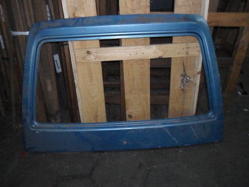 Part Hatchback Trunk Daihatsu Charade 1980
