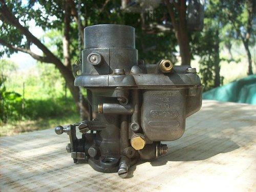 Repuesto Carburador Weber Fiat 600
