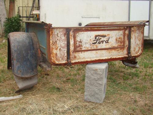 Part Safe Load Ford Model A