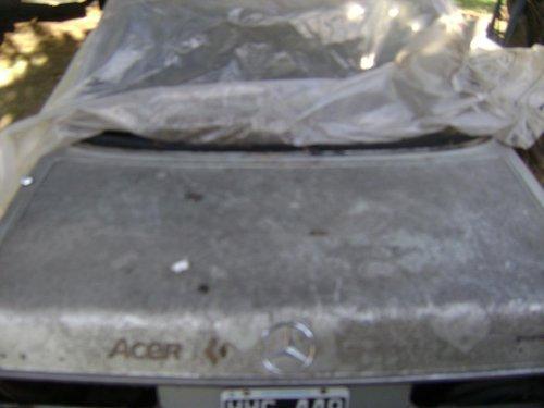 Repuesto Tapa Ba�l Mercedes Benz