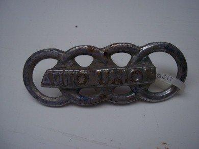 Part Auto Union Badge