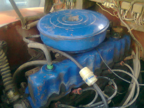 Part Engine F100 Econo 188