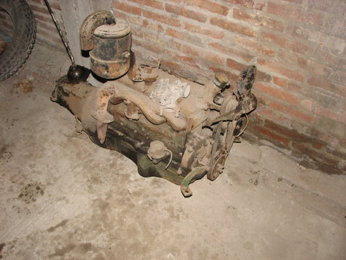 Part Engine Ford B 1932-33