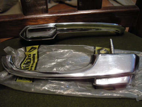 Part Handles Door Torino Coupe