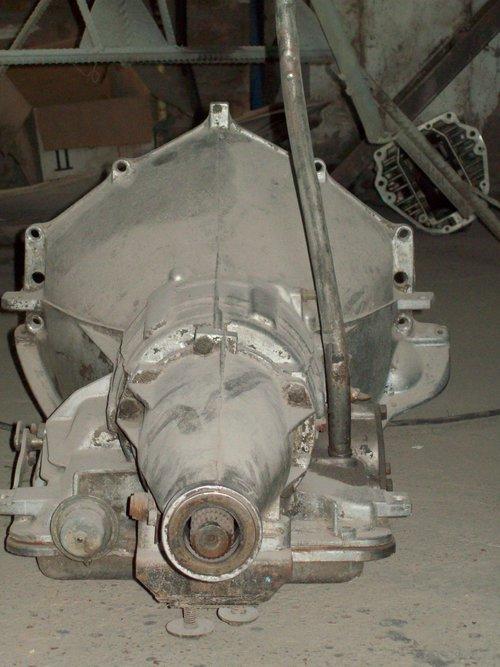 Part Two Range Powerglide Impala