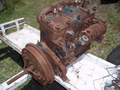 Part Spare Engine Rugby 1928