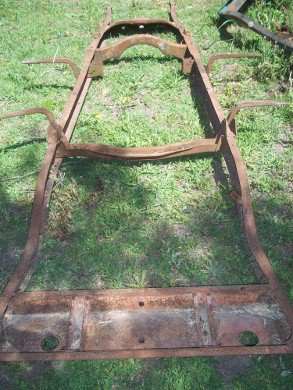 Part Chevrolet Chassis