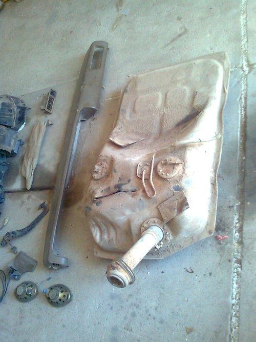Part Tank Fuel Toyota C�lica