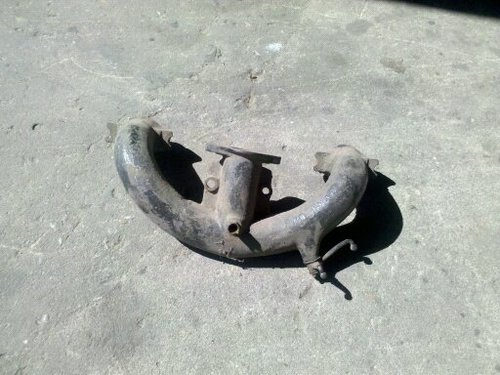 Part Multiple Exhaust Ford Model A