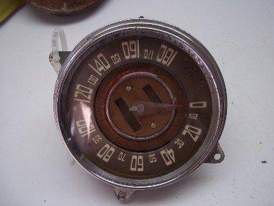 Part Speedometer Buick 1938