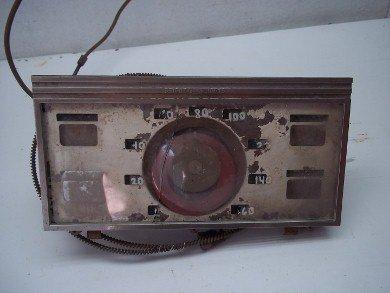 Part Board Instrument Dodge