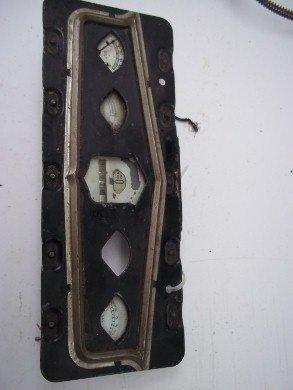Part Dashboard Instruments Durant