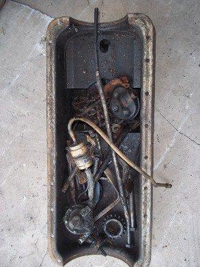 Part Engine Spare Parts Tornado