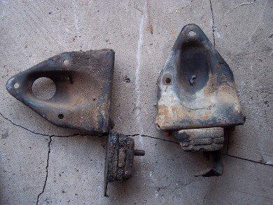 Repuesto Soportes Motor Torino