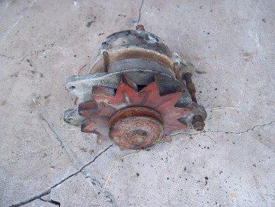 Part Alternator Engine Tornado