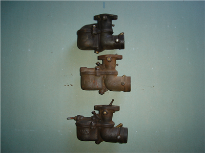 Part Carburetors Ford Model A