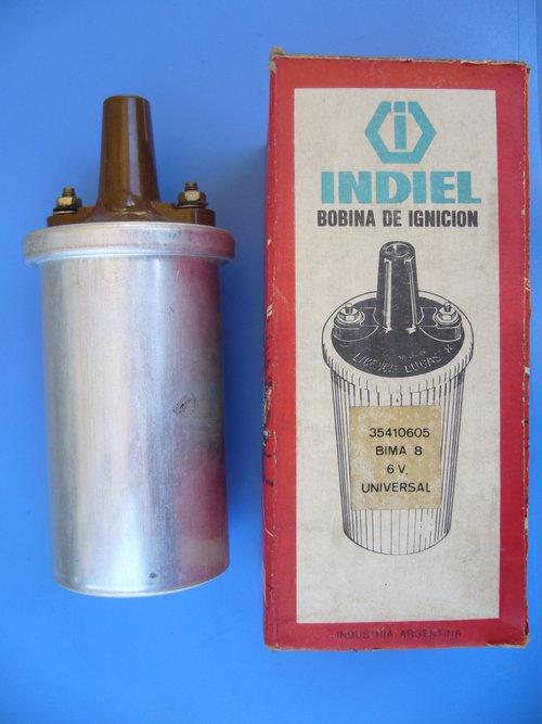 Part Coil Ignition 6 Volt