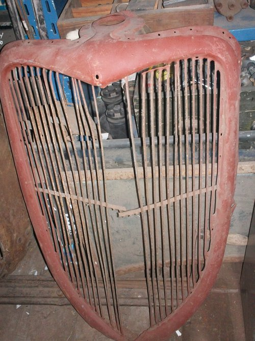 Part 1934 Ford Grill