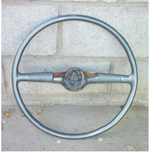 Part Steering Wheel Grill Ford 1940