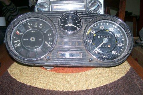 Part Mercedes Benz 220 D Board