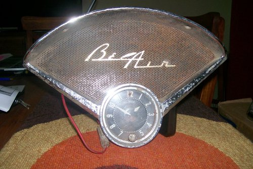 Repuesto Reloj Chevrolet Bel Air