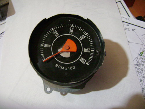 Repuesto Tac�metro Dodge RT