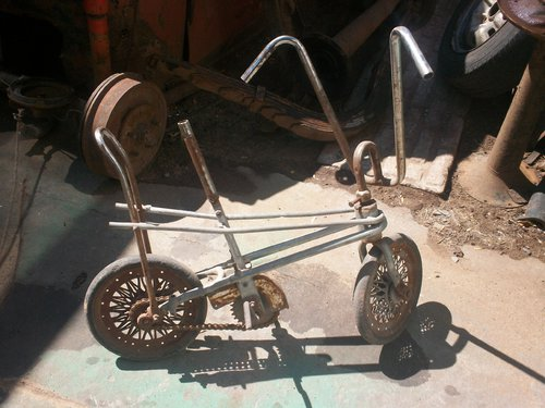 Part Retro Bike