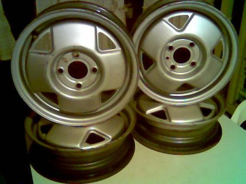 Part Fiat Wheels
