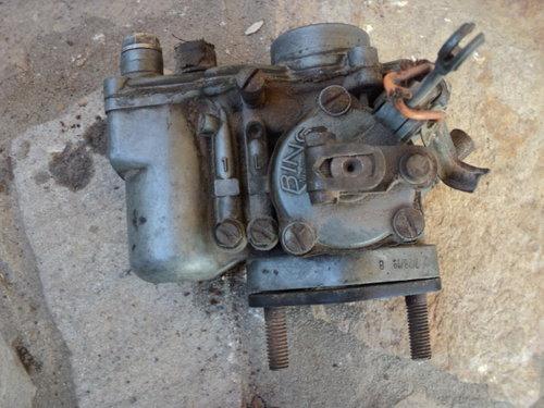 Part Bing Carburetor