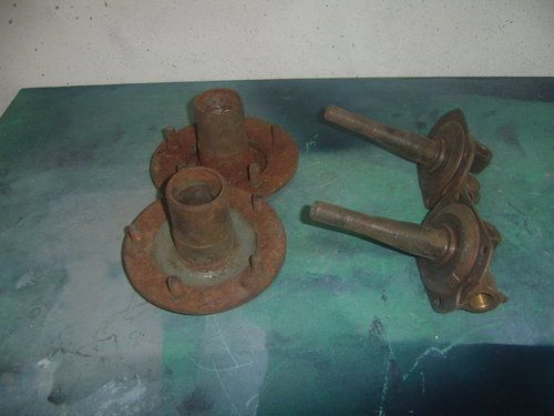 Part Ford Model A Shaft