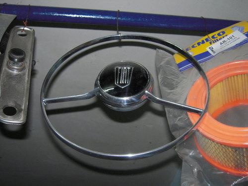 Repuesto Aro Volante 600