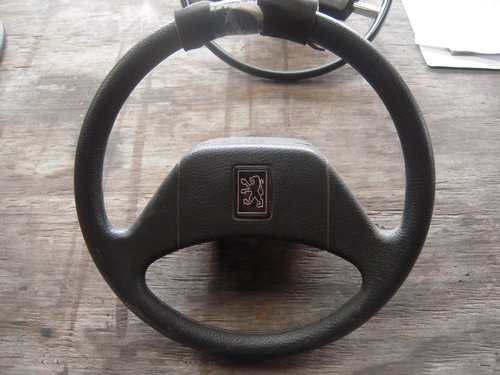 Part Steering Wheel Peugeot