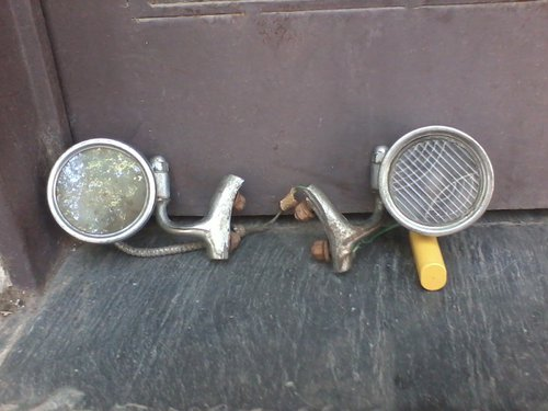 Part Cow Lights Buick 1930-31