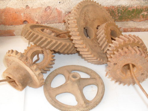 Part Gears Ford T