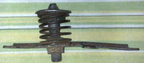 Part Closing Hook Bonnet Torino
