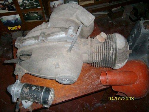 Repuesto Motor De Carlo 200