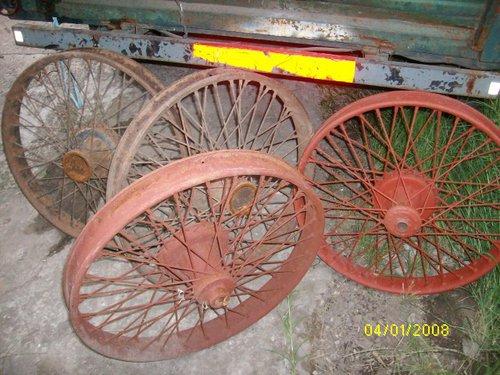Part Wheels Klincher 30 X 3 1/2