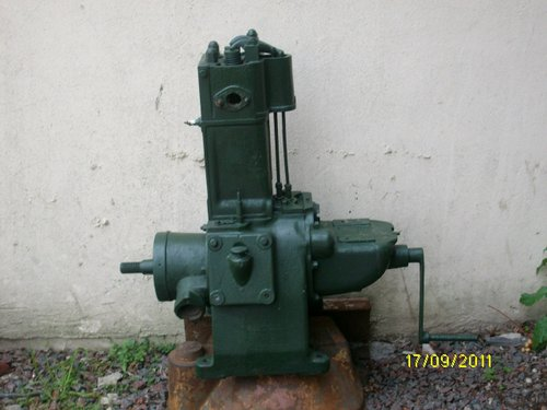 Part Old Stationary Engine