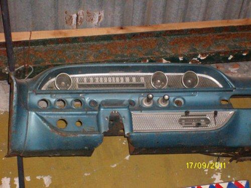 Repuesto Tablero Ford Galaxie 1960