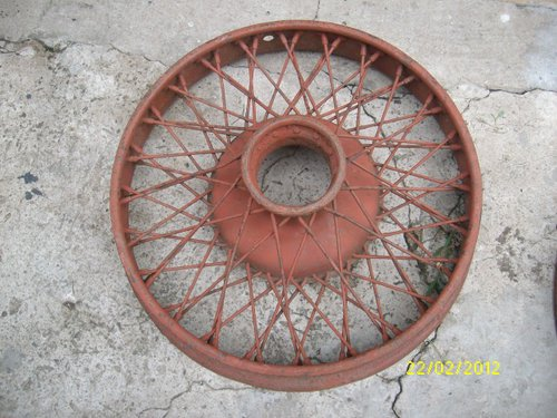 Part Rim Wire Bufalo