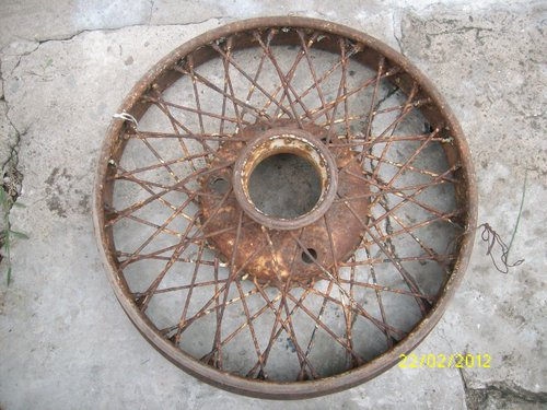 Part Rim Wire Bufalo